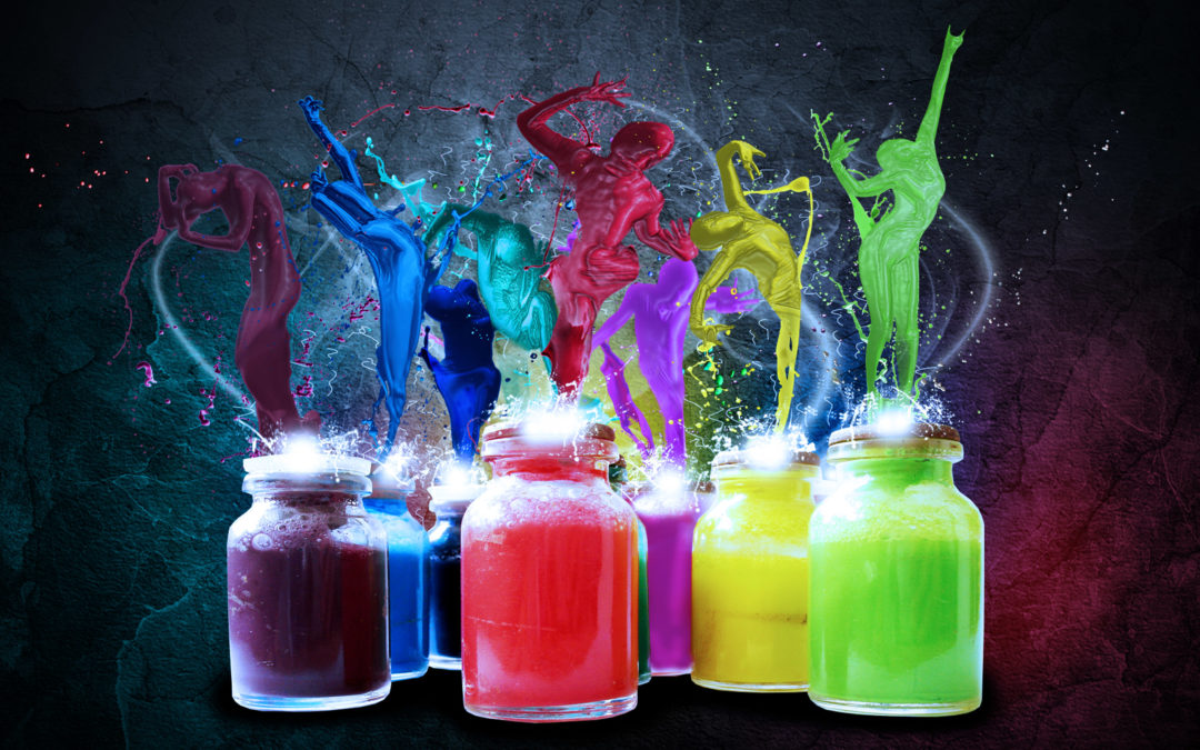Colors Play An Important Role In Your Business' Identity