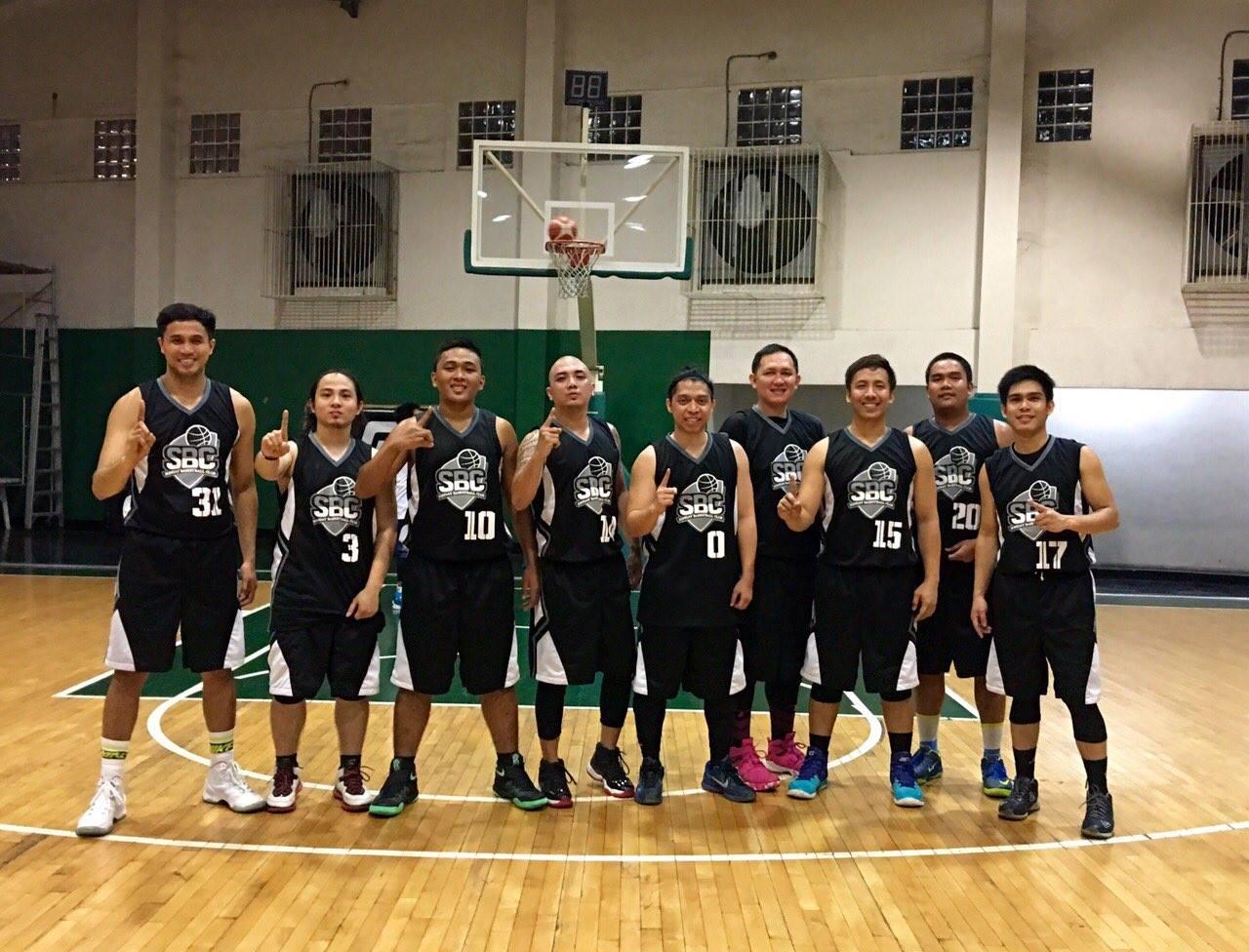 Sunday Basketball Club LGR
