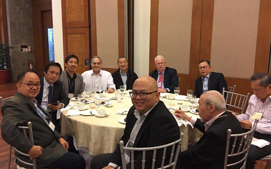 The Rotary Club of Manila Experience